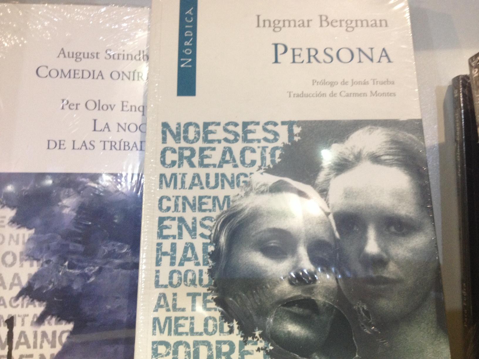 Últimos días para visitar stand Libros Nórdicos: Tranströmer , Bergman, Munch, Jensen