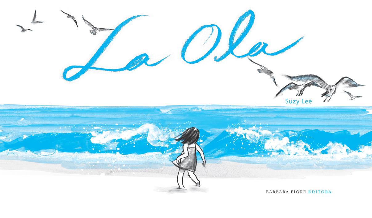 La Ola. Suzy Lee