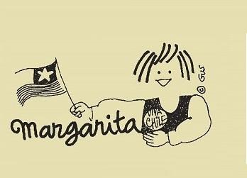 La Margarita de Gustavo Donoso, pronto en librerías.