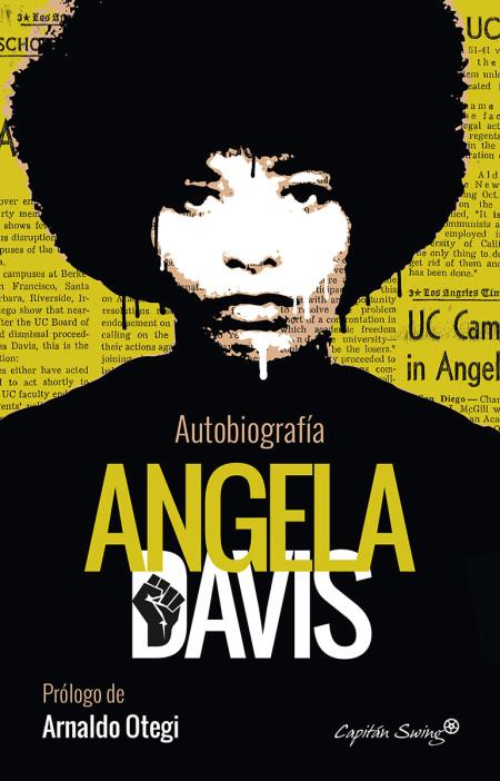 Angela Davis. Autobiografía.