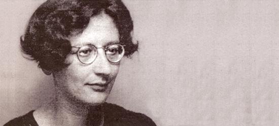 A 73 años de la muerte de Simone Weil